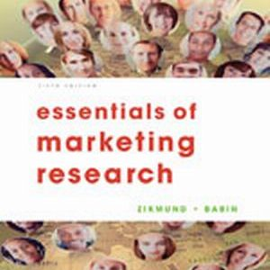 Test Bank (Complete Download) for   Essentials of Marketing Research