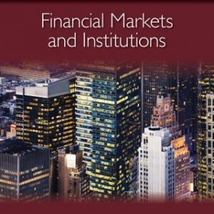 Solution Manual (Complete Download) for   Financial Markets and Institutions