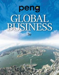 Solution Manual (Complete Download) for   Global Business