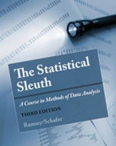 Solution Manual (Complete Download) for   The Statistical Sleuth: A Course in Methods of Data Analysis