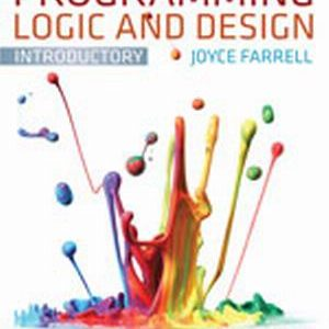 Solution Manual (Complete Download) for   Programming Logic and Design