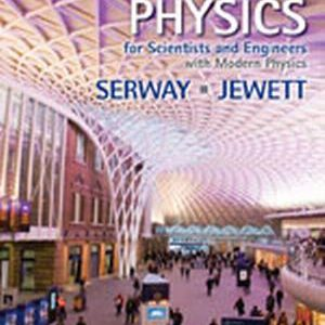 Solution Manual (Complete Download) for   Physics for Scientists and Engineers with Modern Physics