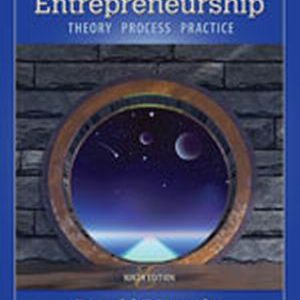 Test Bank (Complete Download) for   Entrepreneurship: Theory