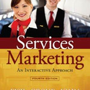 Solution Manual (Complete Download) for   Services Marketing Interactive Approach