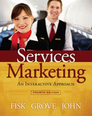 Test Bank (Complete Download) for   Services Marketing Interactive Approach