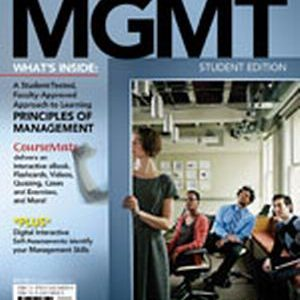 Test Bank (Complete Download) for   MGMT6