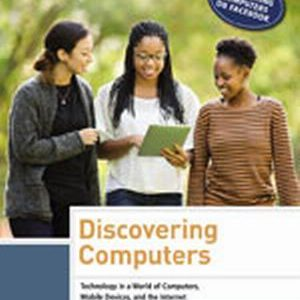 Solution Manual (Complete Download) for   Discovering Computers 2014