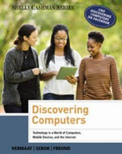 Test Bank (Complete Download) for   Discovering Computers 2014