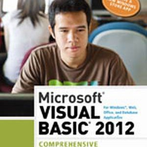 Test Bank (Complete Download) for   Microsoft® Visual Basic 2012 for Windows