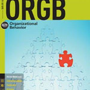 Solution Manual (Complete Download) for   ORGB 4