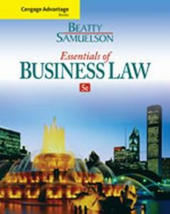 Test Bank (Complete Download) for   Essentials of Business Law
