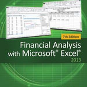 Solution Manual (Complete Download) for   Financial Analysis with Microsoft® Excel®