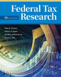 Test Bank (Complete Download) for   Federal Tax Research