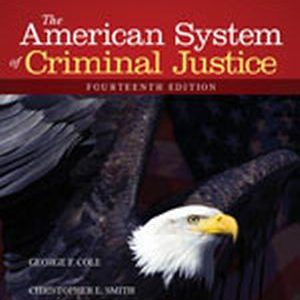 Test Bank (Complete Download) for   The American System of Criminal Justice