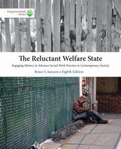 Test Bank (Complete Download) for   The Reluctant Welfare State