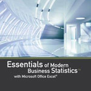 Test Bank (Complete Download) for  Essentials of Modern Business Statistics with Microsoft® Excel®
