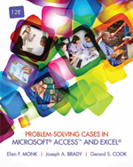 Solution Manual (Complete Download) for   Problem-Solving Cases in Microsoft® Access™ and Excel®