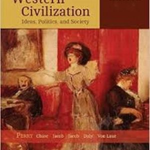 Test Bank (Complete Download) for   Western Civilization: Ideas