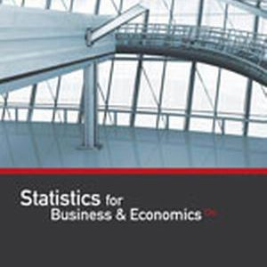 Test Bank (Complete Download) for   Statistics for Business & Economics
