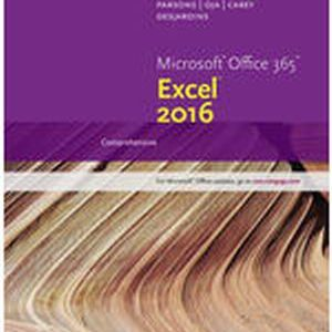 Test Bank (Complete Download) for   New Perspectives Microsoft® Office 365 & Excel 2016: Comprehensive