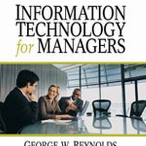 Test Bank (Complete Download) for   Information Technology for Managers