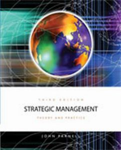 Solution Manual (Complete Download) for   Strategic Management: Theory and Practice