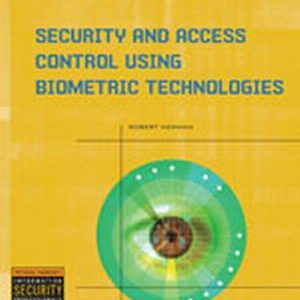 Solution Manual (Complete Download) for   Security and Access Control Using Biometric Technologies