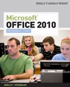 Solution Manual (Complete Download) for   Microsoft® Office 2010: Introductory