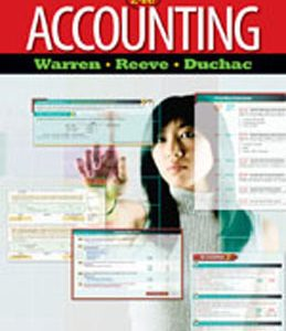 Test Bank (Complete Download) for  Accounting 24th Edition