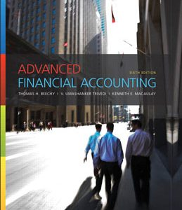Test Bank (Complete Download) for  Advanced Financial Accounting