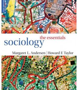 Test Bank (Complete Download) for  Sociology: The Essentials
