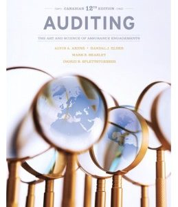 Test Bank (Complete Download) for  Auditing: The Art and Science of Assurance Engagements