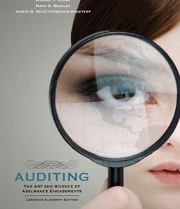Test Bank (Complete Download) for  Auditing The Art and Science of Assurance Engagements