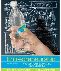 Test Bank (Complete Download) for  Entrepreneurship: Successfully Launching New Ventures