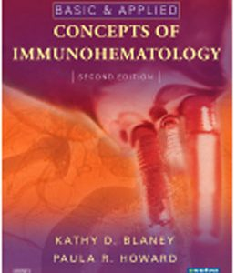Test Bank (Complete Download) for  Basic and Applied Concepts of Immunohematology
