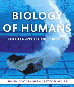 Test Bank (Complete Download) for  Biology of Humans Concepts Applications and Issues