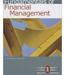 Test Bank (Complete Download) for  Fundamentals of Financial Management