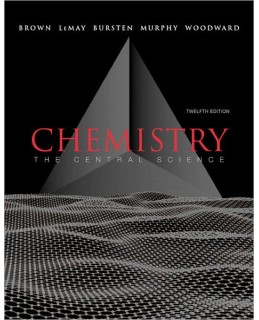 Test Bank (Complete Download) for  Chemistry: The Central Science