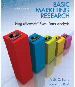 Test Bank (Complete Download) for  Basic Marketing Research with Excel