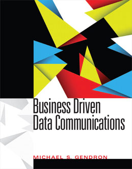 Test Bank (Complete Download) for  Business Driven Data Communications