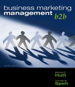 Test Bank (Complete Download) for  Business Marketing Management B2B