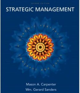 Test Bank (Complete Download) for  Strategic Management
