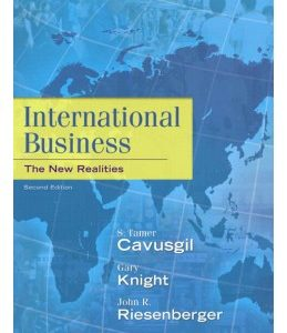 Test Bank (Complete Download) for  International Business: The New Realities