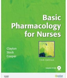 Test Bank (Complete Download) for  Basic Pharmacology for Nurses