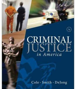 Test Bank (Complete Download) for  Criminal Justice in America