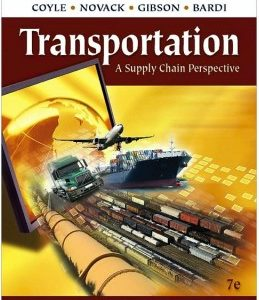 Test Bank (Complete Download) for  Transportation: A Supply Chain Perspective