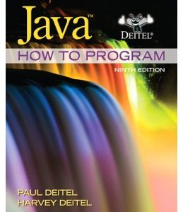 Test Bank (Complete Download) for  Java How To Program (early objects)