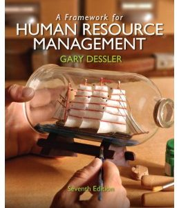 Test Bank (Complete Download) for  A Framework for Human Resource Management