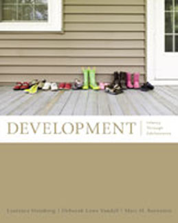 Test Bank (Complete Download) for  Development Infancy Through Adolescence