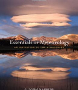 Test Bank (Complete Download) for  Essentials of Meteorology An Invitation to the Atmosphere